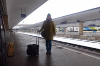 Westbahnhof, Vienna, AT, 25th January 2015